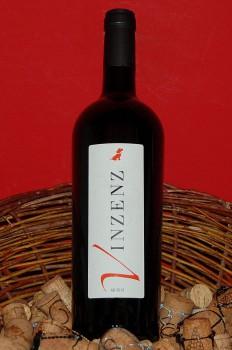 Vinzenz Rosso Toscano IGT - Poggio Rozzi - Jahrgang 2013