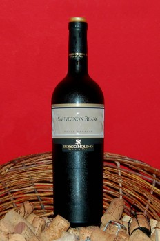 Sauvignon Blanc (delle Venezie) - Borgo Molino - Jahrgang 2016