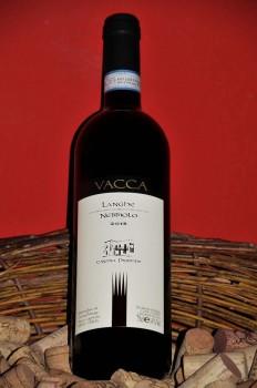 Nebbiolo Langhe DOC - Cascina Principe - Vacca - Jahrgang 2015